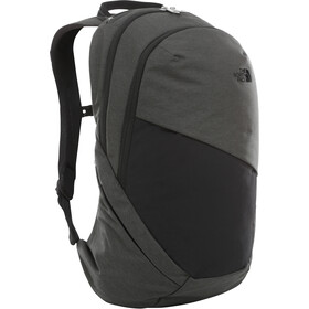 The North Face Isabella Sac à dos Femme, asphalt grey light heather/tnf black